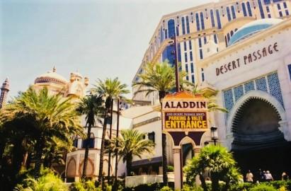 Las Vegas Aladdan