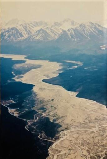 Alaska wood river